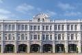 The Capitol Kempinski Hotel Singapore's Stamford House Facade. Photo: Capitol Kempinski Hotel Singapore
