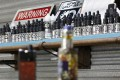 Vaping machines are displayed on a counter with other items on shelves inside a shop in Texas on September 6. The US Centres for Disease Control and Prevention issued a warning on the use of e-cigarettes. Photo: EPA-EFE