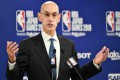 "NBA commissioner Adam Silver said the loses ""have already been substantial"" in the fallout. Photo: AFP"