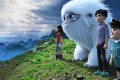 Abominable is about a Chinese girl who discovers a yeti living on her roof. Photo: Universal Studios