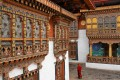 A temple in Punakha Dzong in Bhutan, which has been named the best country to visit in 2020 by the Lonely Planet guide. Photo: Getty