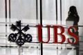 UBS on Tuesday reported a 16 per cent drop in third-quarter profit to 1.05 billion Swiss francs from a year earlier. Photo: AFP