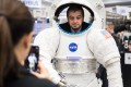 A Chinese official missed out on most of the International Astronautical Congress because of a visa problem. Photo: Nasa