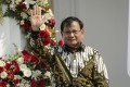 Prabowo Subianto, Indonesia's new Defence Minister. Photo: Reuters