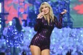 Popular American singer-songwriter Taylor Swift will join other celebrities, from Chinese singer G E M to Japanese voice actress Kana Hanazawa, next month in Shanghai to promote Alibaba Group Holding's Singles' Day campaign this year. Photo: AP