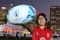 Cathy Wong said rugby has helped her become who she is as a person. Photo: Dickson Lee