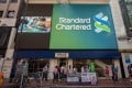 Standard Chartered rose 2.8 per cent on Wednesday after its third-quarter pre-tax profit beat analysts' expectations. Photo: Bloomberg