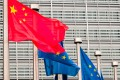 China has appointed its first special envoy to Europe ahead of a leadership change at the European Commission, in a sign that Beijing is hoping to improve relations between the two sides. Photo: Bloomberg