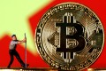The blockchain endorsement from Chinese President Xi Jinping prompted a surge in the price of bitcoin. Photo: Reuters