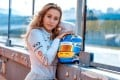 German teenage racer Sophia Floersch will return to the Macau Grand Prix a year after surviving a spectacular crash. Photo: Instagram