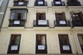 Apartments for sale in central Madrid. Foreigners have bought 100,000 properties in Spain so far this year, an increase of 4 per cent. Photo: Reuters