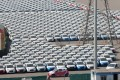 Maruti Suzuki Alto cars in a holding area at the Mundra Port and Special Economic Zone (MPSEZL) at Mundra near Ahmedabad in India on February 19, 2011. Photo: AFP