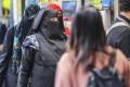 Women seen in niqabs. File photo: SCMP