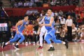 Jeremy Lin tastes regular season defeat for the first time as Beijing Duck. Photo: Xinhua