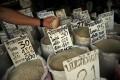 Rice at a market in Bangkok. Photo: AFP