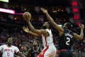 Did you catch the Rockets playing the Clippers? Not on Tencent that's for sure. Photo: AP
