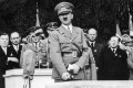 File photo of Nazi leader Adolf Hitler at a ceremony in Lower Saxony, Germany, in 1938. Photo: AP