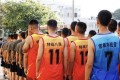 Soldiers from one of the PLA's top counterterrorism brigades were identified by their basketball shirts. Photo: SCMP