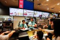 Customers line up for chicken a KFC restaurant in Beijing. Photo: Shutterstock Images