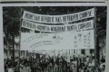 Ethnic Chinese protest during the Indonesian National Revolution. Photo: from an album named 'Chinese Atrocities', box 19, folder 11, Niels A. Douwes Dekker Papers, No 3480, Division of Rare and Manuscript Collections, Cornell University Library