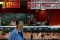 China's consumer price index jumped to 3.8 per cent in October, the highest since January 2012. Photo: Reuters