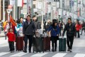 More than 8 million Chinese tourists visited Japan last year. Photo: Alamy