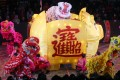 The Lunar New Year parade is not taking place in 2020 in what will be its first absence from the programme in its 24-year history. Photo: Edmond So