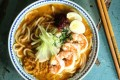 Laksa is among the dishes available at Singapore-based food writer Annette Tan's FatFaku.