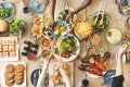 Potluck dinners make life easier for the host - if you follow these rules!