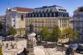 The Bairro Alto Hotel is situated on one of Lisbon's prettiest squares, Praça de Camões, where a statue of beloved Portugese poet, Luís de Camões, also stands. Photo: Bairro Alto Hotel