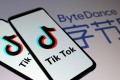 Popular short video app TikTok is not available in China, but owner ByteDance has a domestic version called Douyin. Photo: Reuters