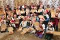 About 30 children make gingerbread men at Hong Kong Gold Coast Hotel, part of Operation Santa Claus. Photo; Edmond So