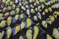 Durians: like fine wine? Photo: Xiaomei Chen
