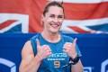 Will Samantha Briggs take the Dubai CrossFit Championship this year? Photo: CrossFit