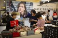 October retail sales in China rose 7.2 per cent year-on-year, a near 16-year low. Photo: AP