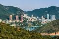 Deep Water Bay, Repulse Bay and the surrounding hills of Hong Kong Island. Photo: Shutterstock