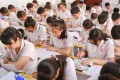 China came first in all three categories – science, mathematics and reading – in the Pisa study. Photo: Xinhua
