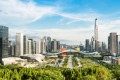 Shenzhen has a favourable start-up ecosystem, comprehensive supply chains, numerous multinational corporations, and government backing. Start-ups flock to the city.
