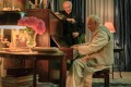 Jonathan Pryce (left) and Anthony Hopkins in Netflix's The Two Popes. Photo: Peter Mountain/Netflix