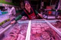 China has been seeking alternative sources of meat following the African swine fever outbreak. Photo: Reuters