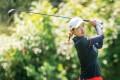 Hong Kong golfer Tiffany Chan competes on home turf at the EFG Hong Kong Ladies Open 2019, hosted at Hong Kong Golf Club, in Fanling, in May 2019. Photo: Ike Images