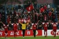 The Hong Kong team might not play their home leg of the Interport Cup because of the ongoing protests. Photo: SCMP Photo