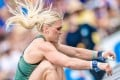 Katrin Davidsdottir, two-time CrossFit Games champion, is competing in Dubai. Photo: CrossFit Games