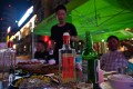 Beer is sometimes a good choice to drink with food but hard liquor like baijiu usually deadens your taste buds to all other flavours and is generally best to drink with a bad meal, Andrew Sun says. Photo: AFP