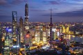 Shanghai is China's top financial centre. In March 2009, the government set a goal to establish the city as an global financial centre by 2020. Photo: Xinhua