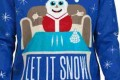 "The ""Let it snow"" jumper pulled from sale by Walmart in Canada but a bestseller in its category on Amazon."