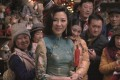 Michelle Yeoh in a scene from Last Christmas, in which her Crazy Rich Asians co-star Henry Golding plays the leading man opposite Game of Thrones' Emilia Clarke. Yeoh is happy that more Asian faces are appearing in Hollywood films and TV series. Photo: Universal Pictures