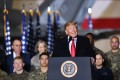 US President Donald Trump. Photo: Xinhua