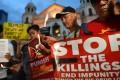 Officially, President Rodrigo Duterte's war on drugs has claimed 5,526 lives. Photo: team Ceritalah