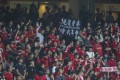 Hong Kong fans hold up a banner during the World Cup qualifier against Bahrain in November. Photo: May Tse